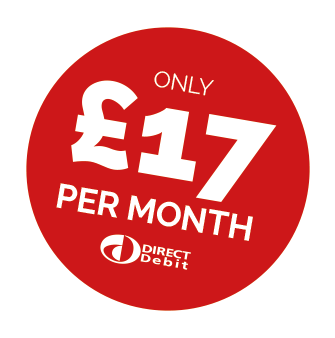 £17 per month