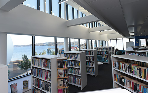 liveArgyll-library-dunoon