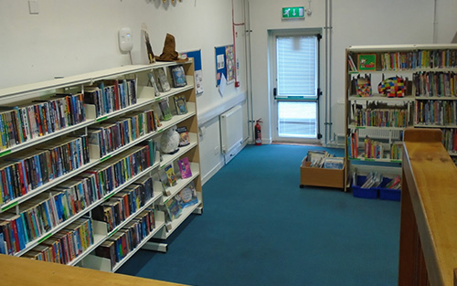 Tobermory Library