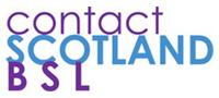 Contact Scotland BSL