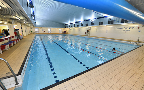 helensburgh pool