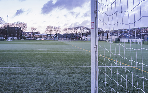 Sports Pitches - Live Argyll