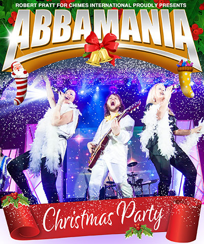 Christmas Graphics 2019.Abbamania 2019 Christmas Party Live Argyll