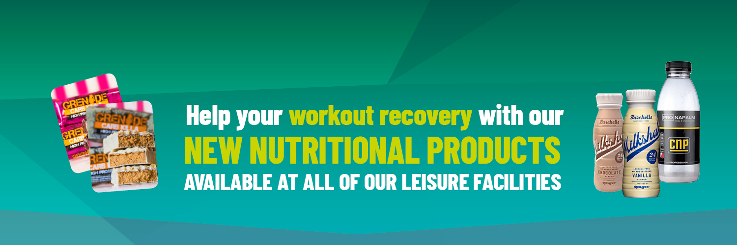 NEW nutritional products - Live Argyll