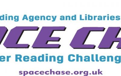 Space Chase – Children Reading Challenge!