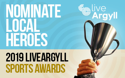 Nominate local heroes in LiveArgyll Sports Awards