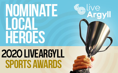 LiveArgyll Volunteer Sports Awards 2020 pre-opening