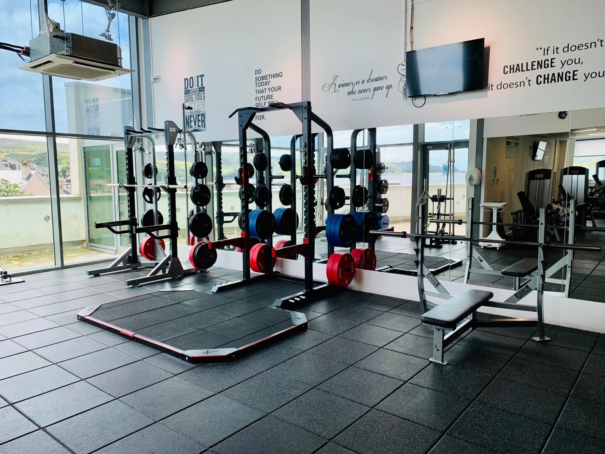 Aqualibrium gym distance liveargyll