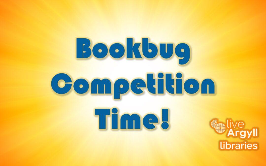 liveArgyll Bookbug Competition time