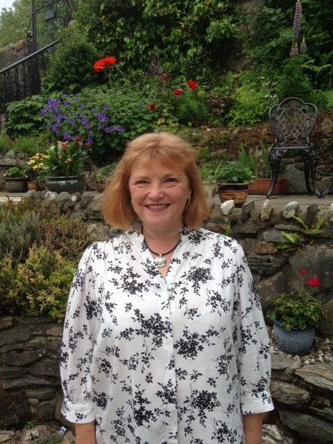 Eleanor McKay receives MBE for Local Studies
