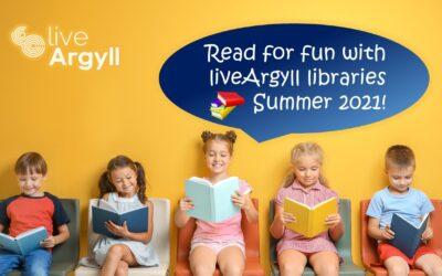 Kids Reading Summer Challenge 2021