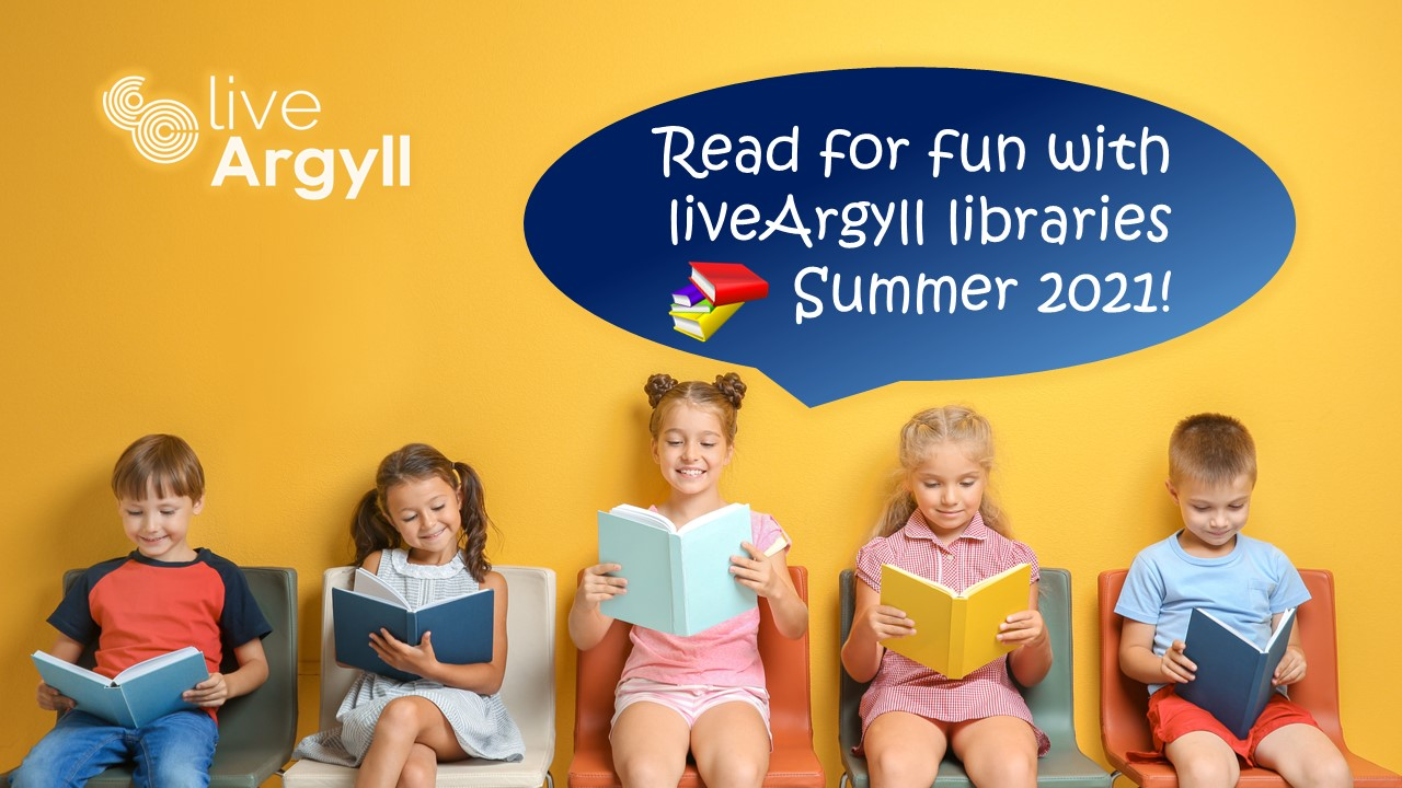 liveargyll Reading Challenge image 1