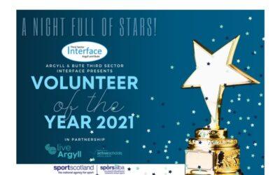 Volunteer Sport Award Nominations & Winners 2021