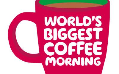 Macmillan Coffee Morning 2021